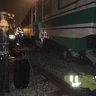 Deraglia treno Eav a Benevento: tanta paura ma nessun ferito