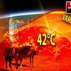Meteo, caldo rovente da domani sino a 42 gradi ma in Lombardia temporali e frane