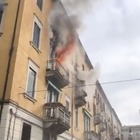 Case in fiamme a Venezia: