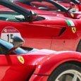 Capri, l'evento Ferrari Cavalcade sbarca in Campania: 100 rosse da tutto il mondo
