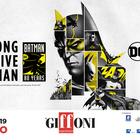 Batman 80 years, è festa  al Giffoni Film Festival