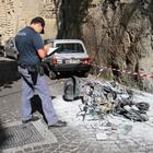 Napoli, in fiamme lo scooter del consigliere regionale Borrelli