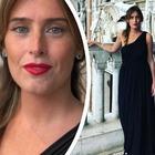 Maria Elena Boschi sensuale in abito da sera, le foto su Instagram fanno impazzire il web