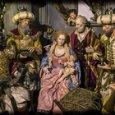 Roma, chirurgo plastico restaura antico presepe artistico napoletano