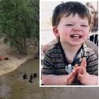 Si allontana dai genitori, ritrovato morto a 2 anni