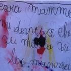 «Mamma, mi dispiace che sei morta»: sulla tomba di Ele la lettera dei figli