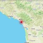 Terremoto 3.1 a Forte dei Marmi