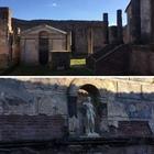 Pompei, riaprono il Tempio di Iside e domus Fontana Grande e Ancora