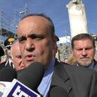 Il ministro Bonisoli agli scavi: «Pompei è un'eccellenza mondiale»