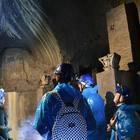 Ercolano, l'emozionante viaggio al centro della terra nel teatro antico