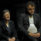 Addio Bobò, il gigante buono del teatro con Pippo Del Bono