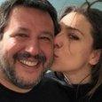 Salvini e la fidanzata Francesca, la confessione a Pomeriggio 5: «Mi sopporta e non è facile»