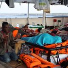 Open Arms: Italia e Spagna diano i mezzi per garantire lo sbarco