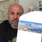 Ultrà juventino nel San Paolo vuoto: «Cesso per 60mila monnezze»