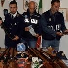 Spara con il fucile contro i braccianti: arrestato