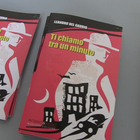 Del Gaudio al salone del libro: vita da giornalista in un thriller