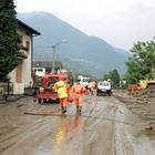 Una frana minaccia la Torino-Aosta: chiusa