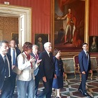 Mattarella alla Cappella Palatina: «Affascinato da Napoli»
