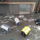 Il maltempo flagella il Centro Nord: Milano sott'acqua, esonda il Seveso