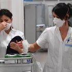 Allarme meningite al Cotugno, grave bambina di due anni