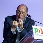 Zingaretti: «Andare a un governo forte o è meglio il voto»