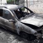 Auto in fiamme al rione Libertà,  torna l'incubo roghi a Benevento