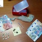 Droga e soldi in casa, finisce ai domiciliari pusher di Benevento