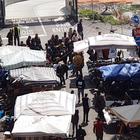 «La nostra vita tra mercati abusivi e risse tra extracomunitari»