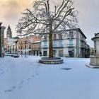 Neve nel Fortore, scuole chiuse in quattro comuni