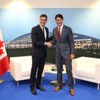 """Sánchez vs Trudeau, i """"premier Instagram"""""""