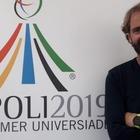 Universiadi, la spinta di Rosolino: testimonial dei giochi di luglio
