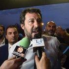 Nuovo duello con Carola, Salvini: «Provo vergogna per chi l'ha applaudita in Parlamento»