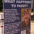 Scompare con il cane: indagato tutto il paese