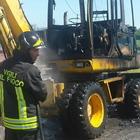 Solopaca, agricoltore muore  schiacciato dal suo escavatore