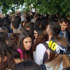 Ultimo a Napoli, migliaia di fan al Palapartenope per il concerto