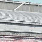 Caserta, capannone di amianto a rischio crollo: pericolo Eternit