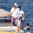 McConaughey al largo della Costiera
