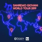 Sanremo, al via il World tour dei giovani: ecco Deschema, Einar, Federica Abbate, La Rua e Nyvinne