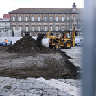 Napoli, De Luca e il Plebiscito: «Riprendere subito i lavori»