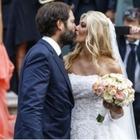 Eleonora Daniele sposa Giulio Tassoni dopo 16 anni di fidanzamento