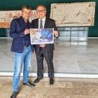Giffoni Film Festival, ecco il logo: è un omaggio a Leonardo da Vinci