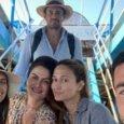 Vacanza con gli amici per Sara Sampaio: in Costiera l'angelo di Victoria's Secret