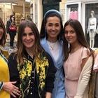 Pasqua in famiglia al Capri Palace per Caterina Balivo