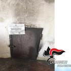 Choc nel Napoletano, brucia rifiuti nel forno di un ex pastificio