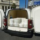 Trasporto alimentari sotto il sole,  raffica di multe nelle strade di Napoli