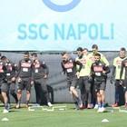 Napoli-Atalanta, Albiol ancora out: assenti anche Maksimovic e Ounas