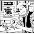 Una biografia a fumetti dedicata a Bob Dylan firmata dalla Npe