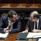 Banche, Salvini a Tria: «Firmi subito i decreti»