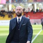 Bucchi carica il Benevento:  «Con l'Ascoli pronti alla battaglia»