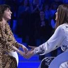 Giorgia e l'addio ad Alex Baroni: «Mi mandò un messaggio prima di morire»
